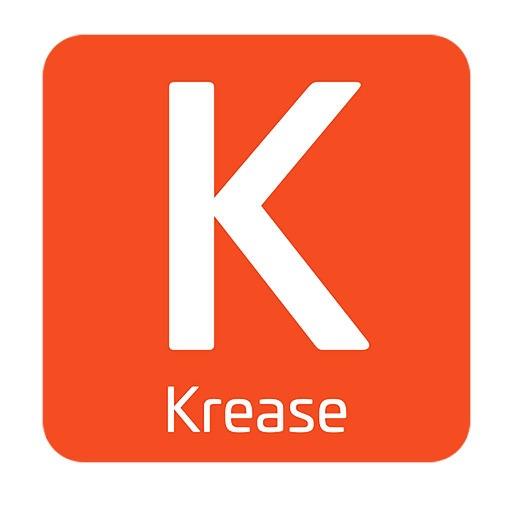 Krease application logo