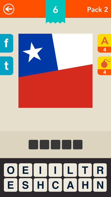 Guess the Country! ~ Fun with Flags Logo Quiz screenshot-4