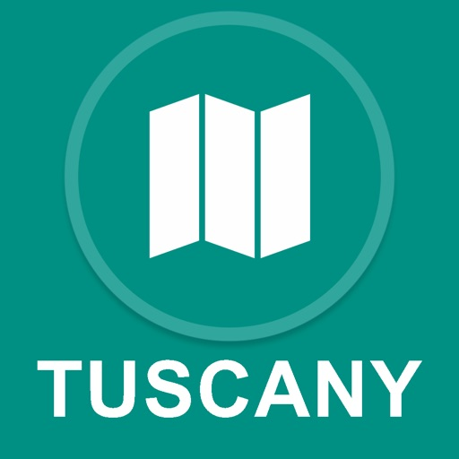 Tuscany, Italy : Offline GPS Navigation