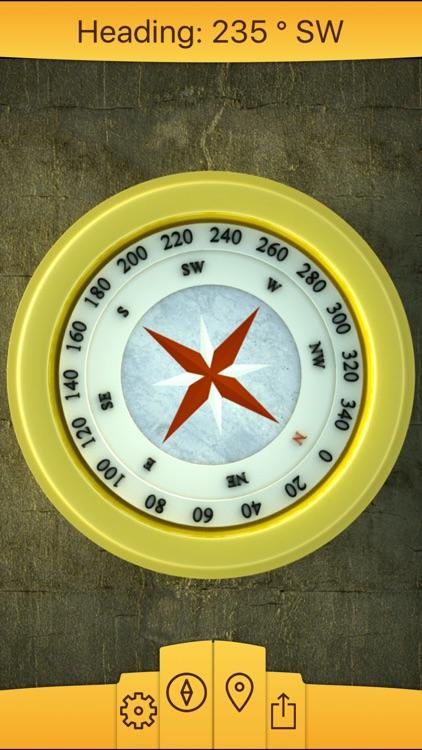 HD Compass screenshot-3