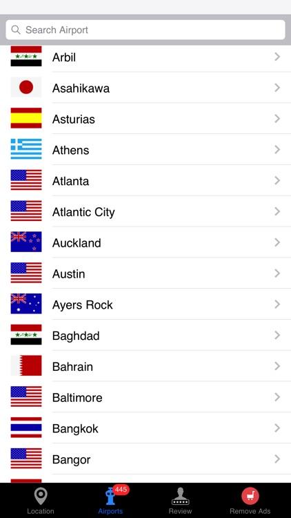 Air Tracker For Qatar Airways screenshot-3