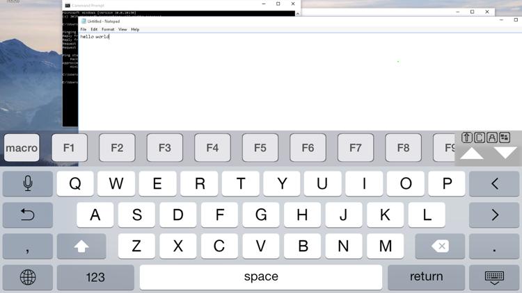 Remote Desktop - RDP / iOS — AppAgg