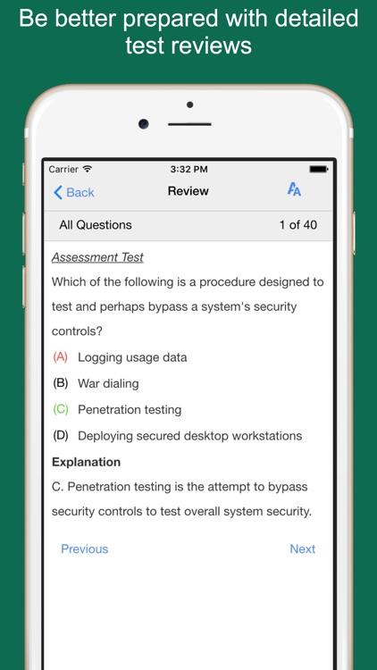 CISSP Study - (ISC)² OFFICIAL screenshot-4