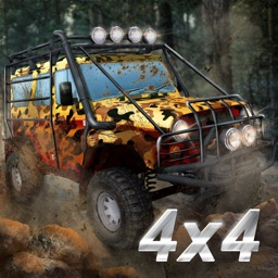 Russian SUV 4x4 Offroad Rally - Try UAZ SUV