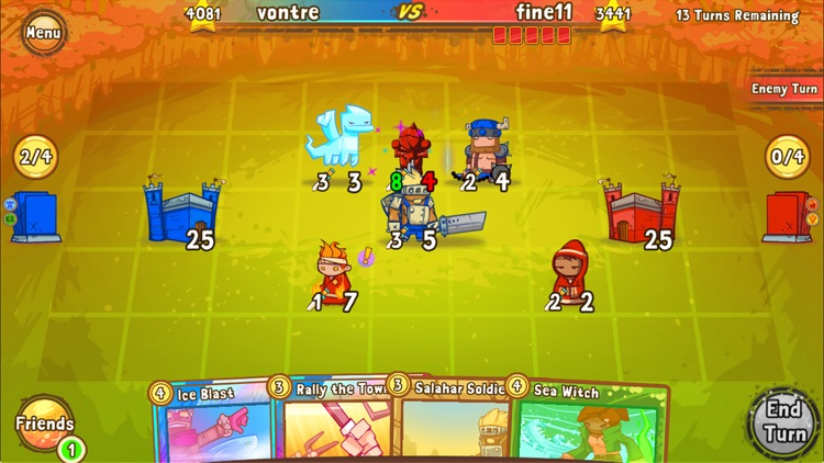 Cards and Castles screenshot-1