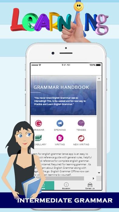 grammar in use intermediate app
