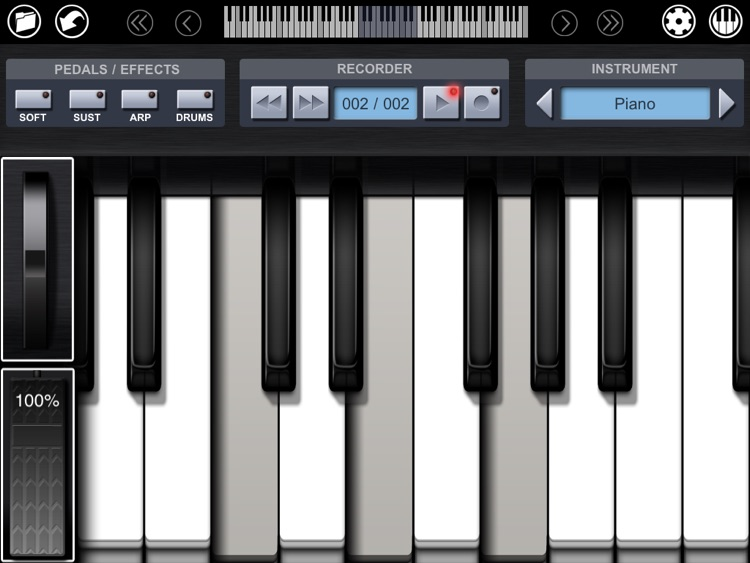 Pianist Pro screenshot-0