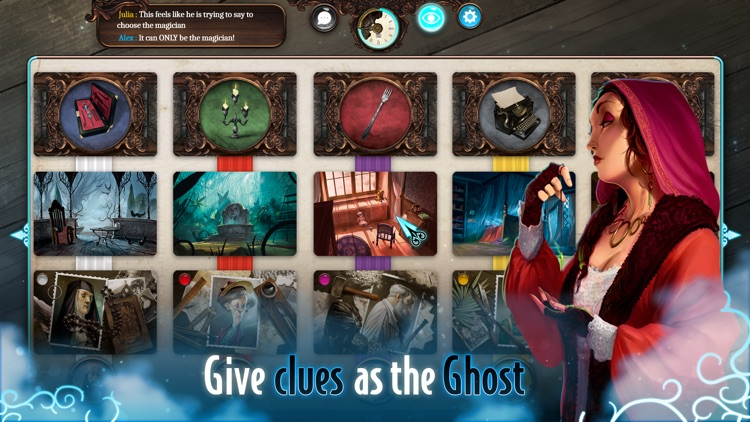 Mysterium: A Psychic Clue Game screenshot-3