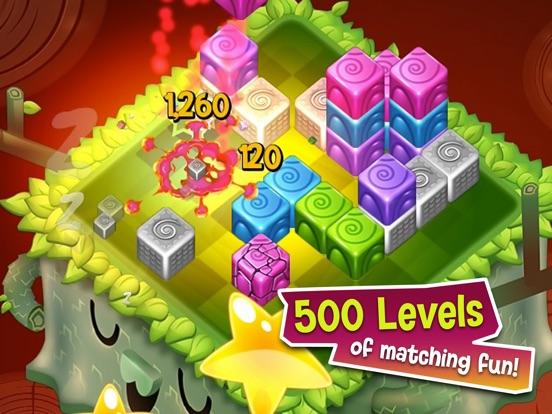 Скачать Cubis Creatures: Match 3 Games
