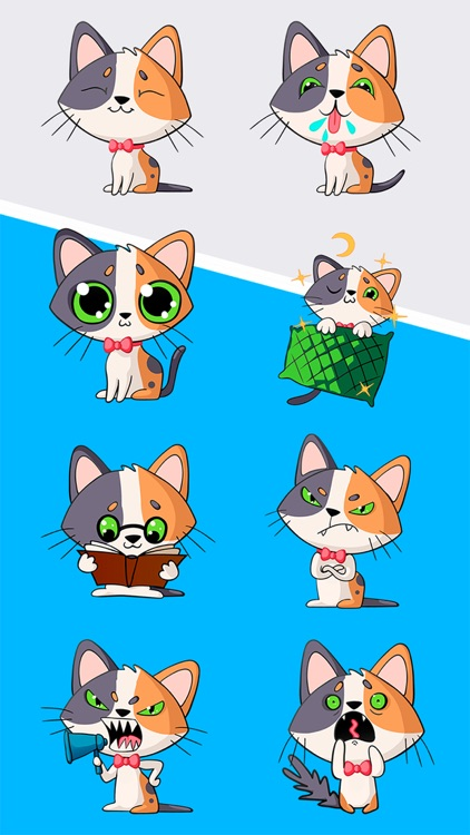 Egor The Cat Stickers Pack 2 screenshot-2