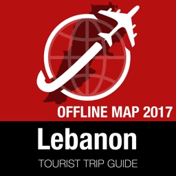 Lebanon Tourist Guide + Offline Map