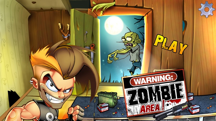 Zombie Area screenshot-0