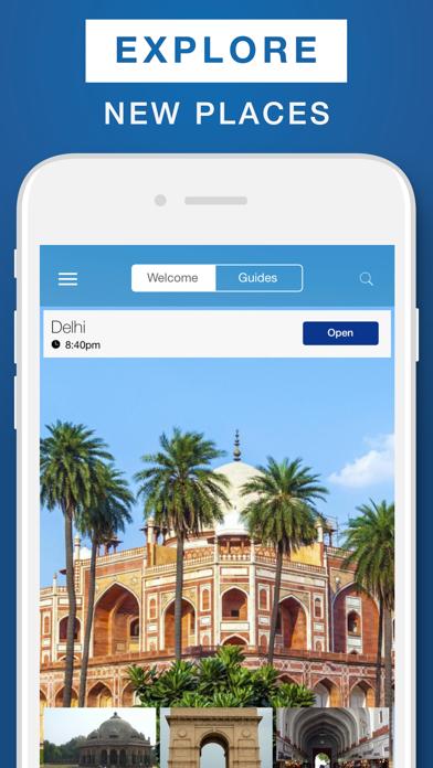 Delhi - Travel Guide & Offline Map