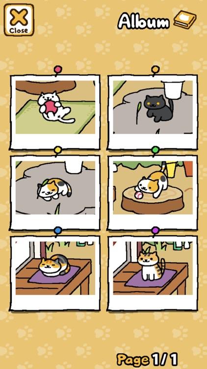 Neko Atsume: Kitty Collector screenshot-3