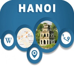Hanoi Vietnam Offline City Maps Navigation