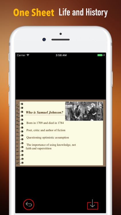 Biography and Quotes for Samuel Johnson Life by Feng Zhang