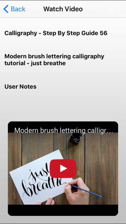 Calligraphy - Step By Step Guide