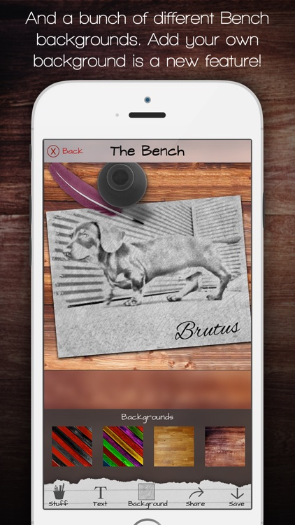 Sketch Bench screenshot-3