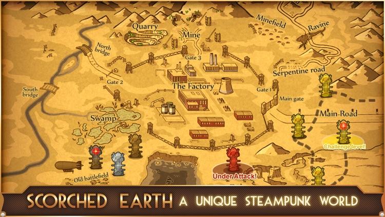 Steampunk Tower screenshot-4