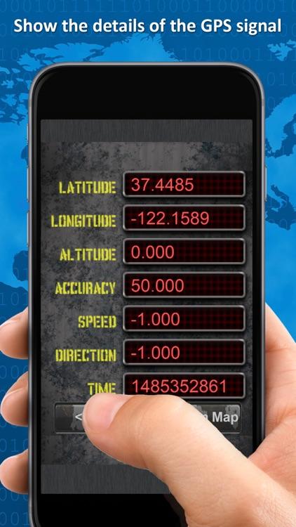 Phone Number Locator Prank