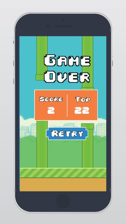 FlyBird : Fly the Bird which is floppy on fly screenshot-3