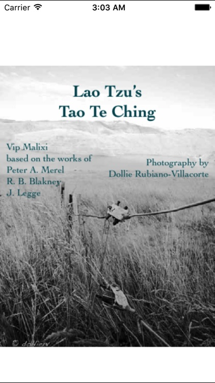 TaoOfWisdom - The Tao Te Ching by Lao Tzu