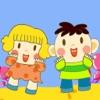 アニメーションと英語の子供の歌B - iPhoneアプリ