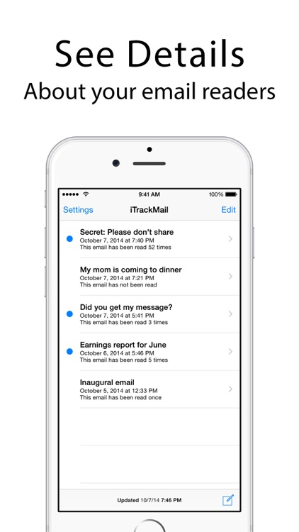 itrackmail easy email tracking and read receipts by daniel amitay