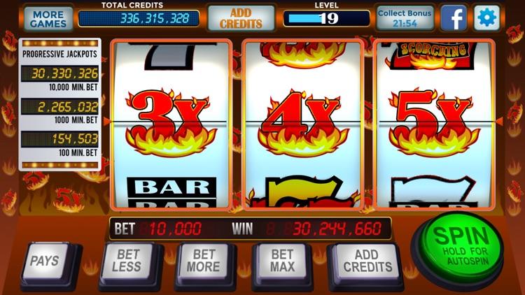 777 Hot Slots Casino screenshot-4