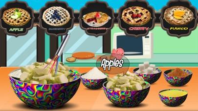 Pie Making Game 2017Screenshot von 2