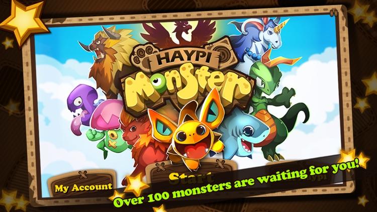Haypi Monster for Venide screenshot-3