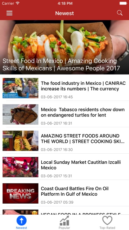 Mexico News in English & Radio - Latest Headlines screenshot-3
