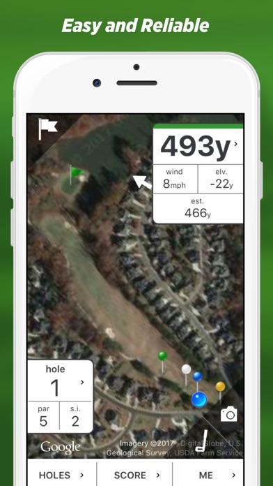 Golf GPS by SwingxSwing app image