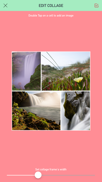 Photo Collage Maker & RainBow Photo Editor screenshot three