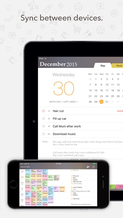 Planner Pro - Daily Calendar & Personal Organizer app image