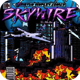 Skywire: The Comic Book Game