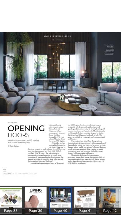 Modern Luxury Interiors South Florida Magazine