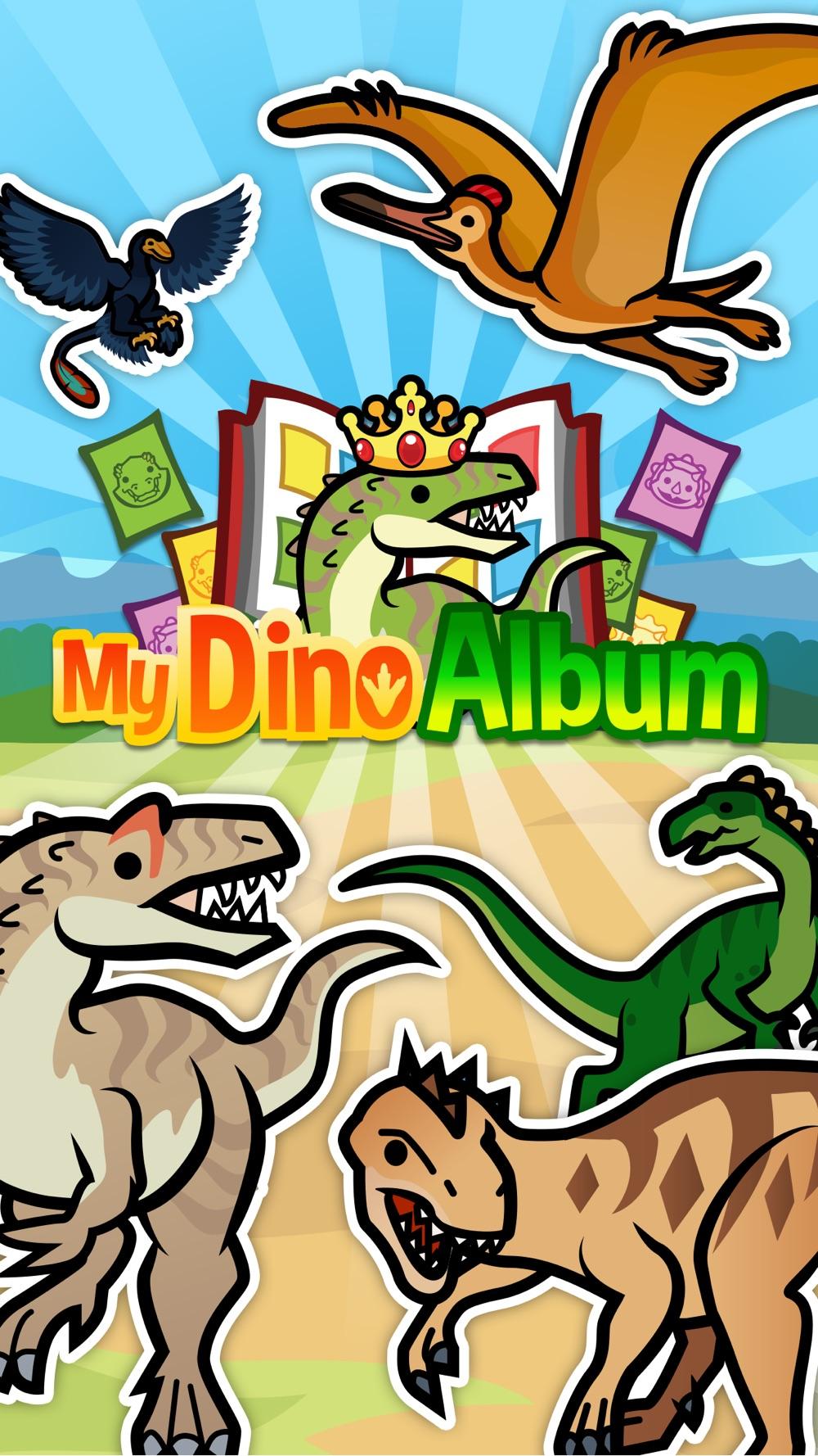 My Dino Album – Collect & Trade Dinosaur Stickers Cheat Codes