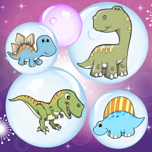 Dino Bubbles for Toddlers