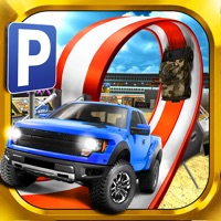 Hack Monster Truck Parking Game Real Car Racing Games