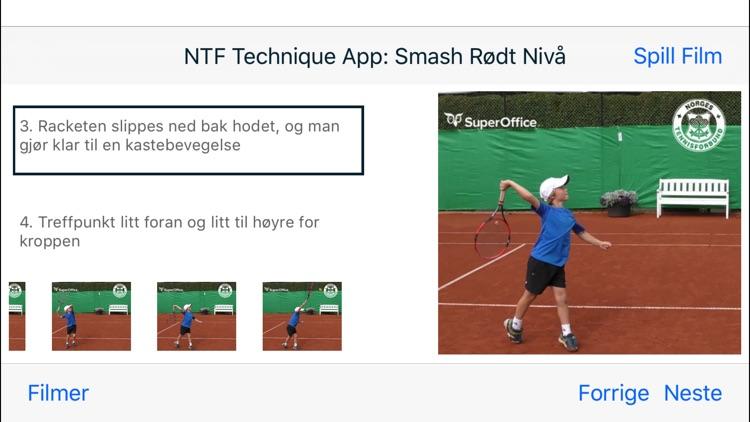 NTF Technique screenshot-4