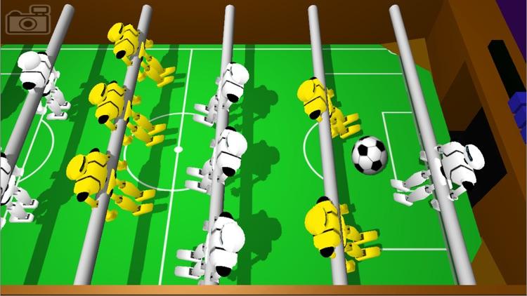 Robot Table Football screenshot-3