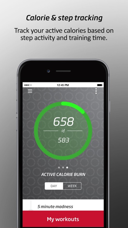 CustomFit by Fitness First screenshot-3