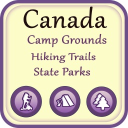 Canada Campgrounds & Hiking Trails,State Parks