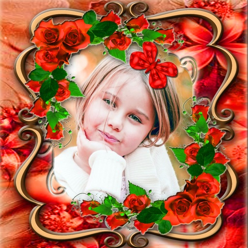 Sweet Photo Frames Hoarding application logo
