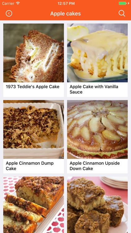Cake recipes cookbook, baking & cooking videos