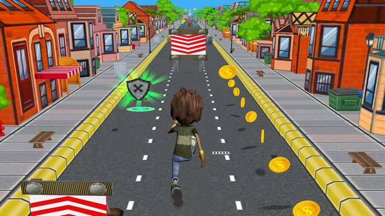 Kid Endless Runner : Survival Adventure Game 2017