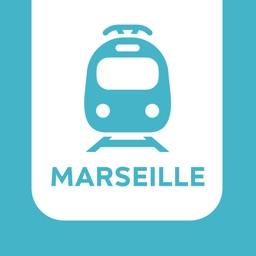 Metro Marseille - RTM offline subway maps