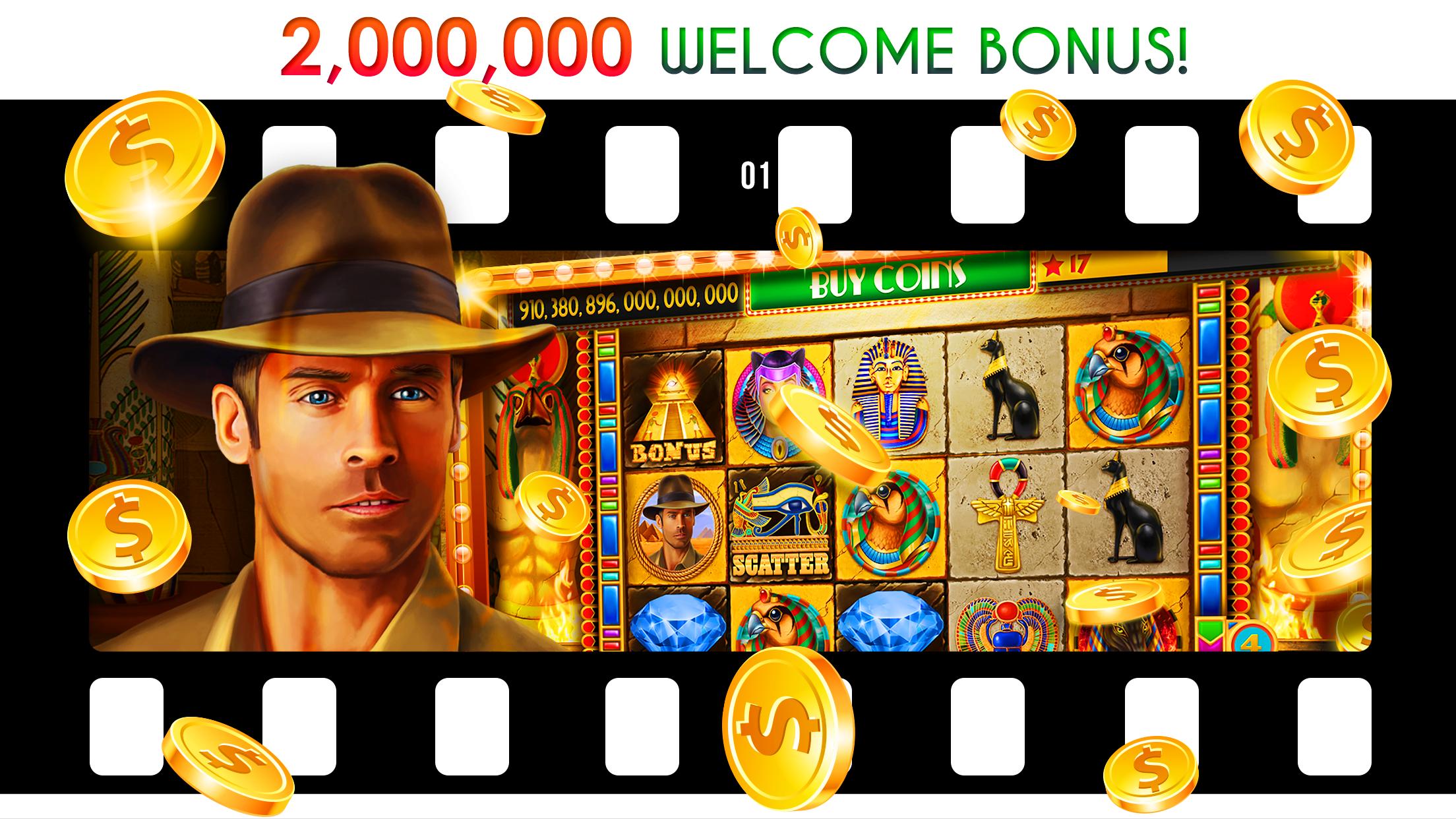 Slots Oscar: Casino Games Screenshot