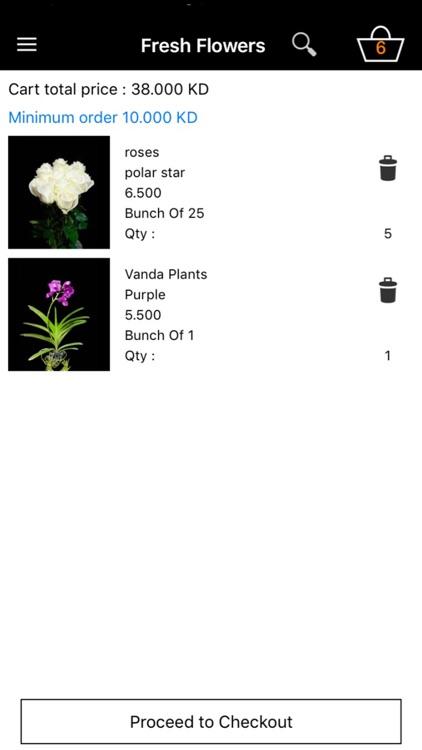 Fresh Flowers 2ur House screenshot-3